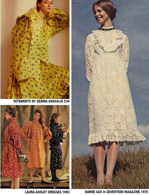 MintModa Granny Dress